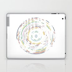 Rainbow Record Laptop & iPad Skin