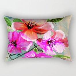 Dreams of Spring Rectangular Pillow