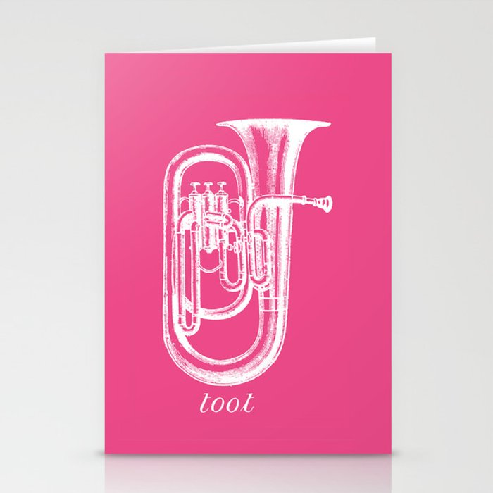 Toot Stationery Cards