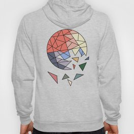 CONSTANT EVOLUTION (abstract geometric) Hoody