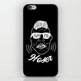 Hoser Original iPhone Skin