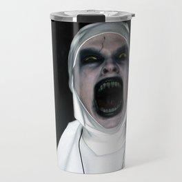 Valak Screaming Travel Mug