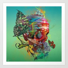 Magic Within Art Print