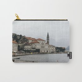 Old town of Perast Carry-All Pouch