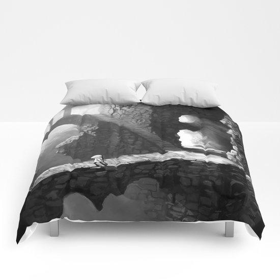 Delve Comforters