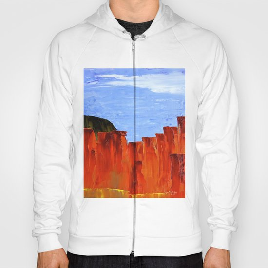 High Desert Canyons Hoody