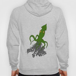 Billy And The Matts Earth Squid Hoody
