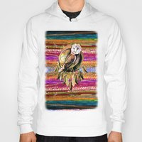 indian Hoodies featuring Indian Colors by Joke Vermeer