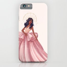 Belle of the Ball - Sza iPhone Case