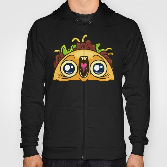 Excited Taco Hoody