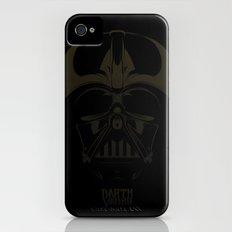 Dark Darth  iPhone (4, 4s) Slim Case