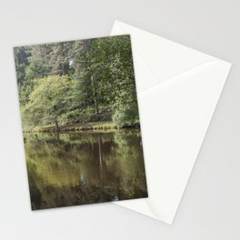 Summer Reflections - 4 Stationery Cards