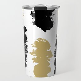 Geometric Pattern 2 Travel Mug