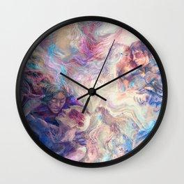 ZKM'17 - Oceans Wall Clock