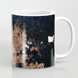 Alien Continents ruined wall texture grunge Coffee Mug