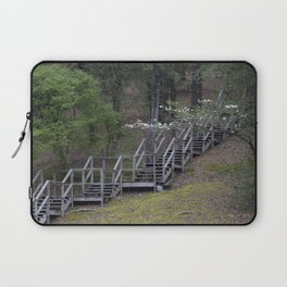 Dogwood Staircase Laptop Sleeve