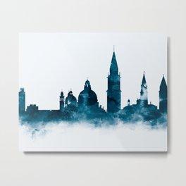 Venice Skyline Metal Print