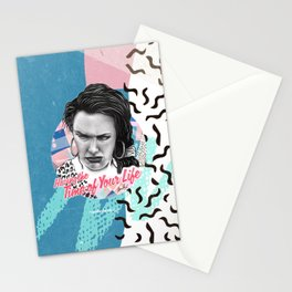 TIME OF YOUR LIFE Stationery Cards