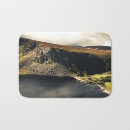 Irish Black Water - Lough Tay Bath Mat