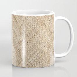 Basket Weaving Coffee Mug