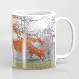 Foggy Fall Coffee Mug