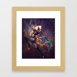 SARDONYX Framed Art Print