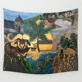 Culture Wall Tapestry