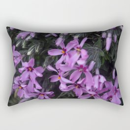 Mountain flowers Rectangular Pillow