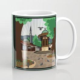 Sarajevo - landscape Coffee Mug