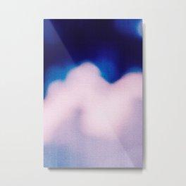 BLUR / clouds Metal Print