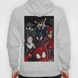 Spider-Snap Hoody