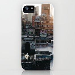 Manhattan Graffiti iPhone Case
