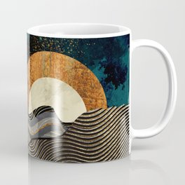 Gold & Silver Fields Coffee Mug