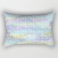 Cool Triangles Rectangular Pillow