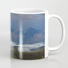 The Ice of Alaska  Coffee Mug