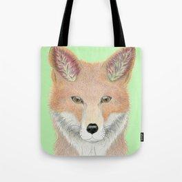 All Ears Fox Tote Bag