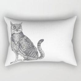 Domestic Gryphon Rectangular Pillow