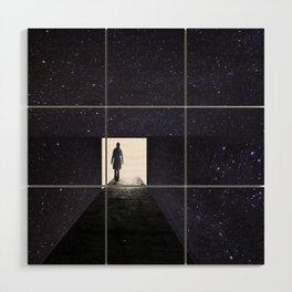 Stars Way To Heaven Wood Wall Art
