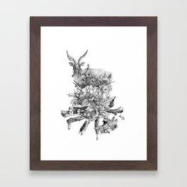 The Spirits' Playground Framed Art Print
