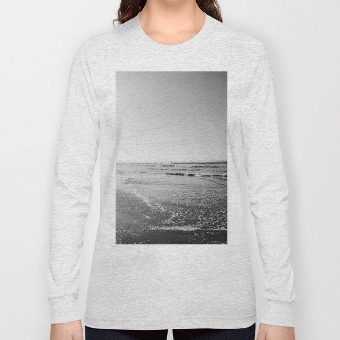 Surfing Monochrome Long Sleeve T-shirt