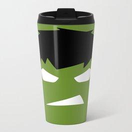 The Hulk Superhero Metal Travel Mug