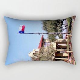 Historic Stock Yards Rectangular Pillow