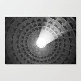 Dome of the Pantheon Canvas Print