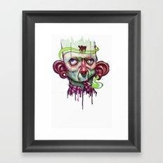 XA NOBLE2 Framed Art Print