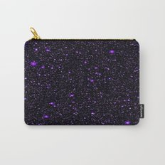 Purple StarS Carry-All Pouch