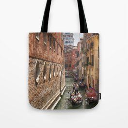 Venice Canal San Marco Tote Bag
