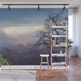 Breaking the Darkness Wall Mural