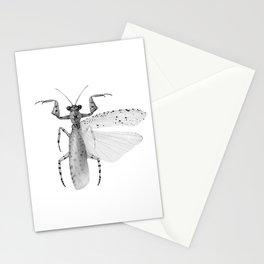 Amorphoscelis tuberulata Stationery Cards