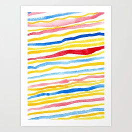 Meditation 41 Art Print