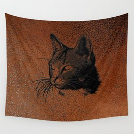 Cat20170501_by_JAMColorsSpecial Wall Tapestry